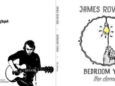 Album Cover - James Rowland Music