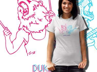 Duke Evers T-Shirt
