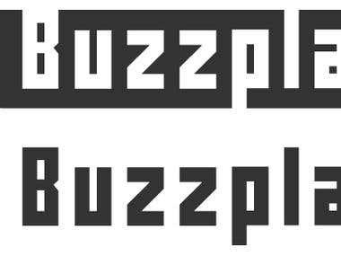 Buzzplay Logo Design