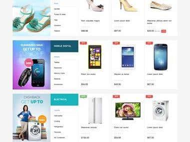 Web Design : PHP,Banner,Ad Design,Web Design