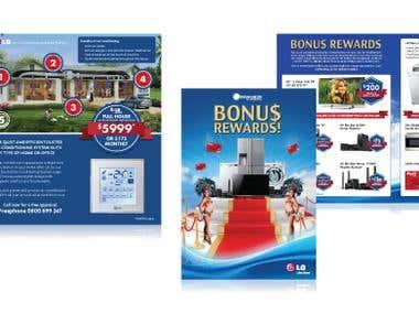 DESIGN - Bonus Rewards & Deals