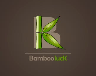 Branding for sale - Bamboo lucK