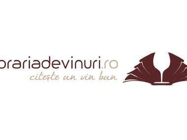 Branding - librariadevinuri.ro (the wine library)