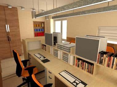 biureau room design