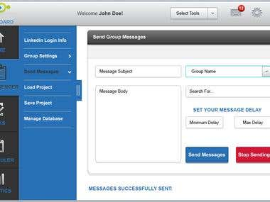 Leads manager software(Desktop, Web, Android, iPhone)