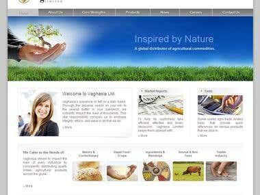 Vaghasia Ltd.