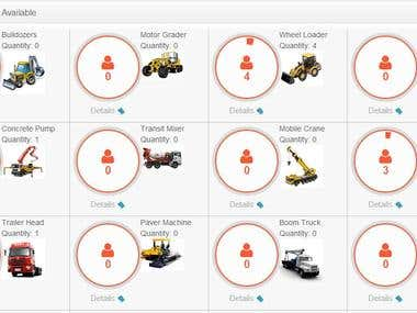 Project Management and CRM for managing Equipment + Vendors
