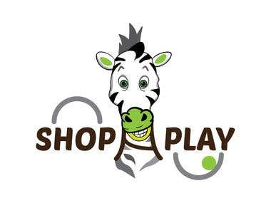 Shop N Play logo
