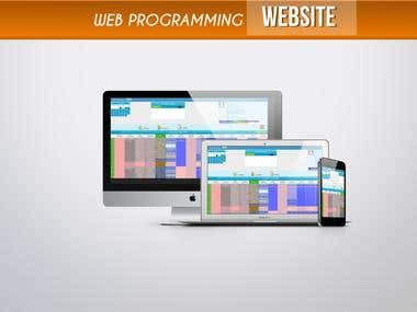 WEBSITE (appointment system)