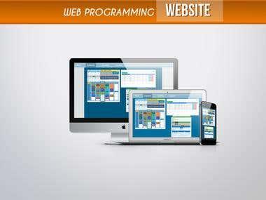 WEBSITE (schedule system)