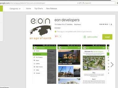 Real Estate Android Apps Development