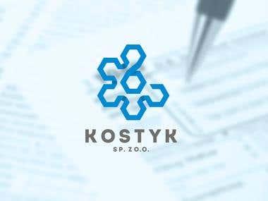 Michał Kostyk / logo
