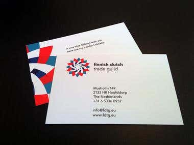 FDTG Business cards