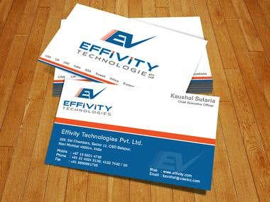 Effivity business card