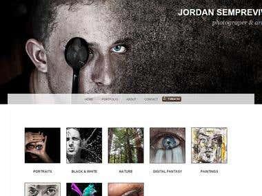 Jordan Semprevivo`s Portfolio