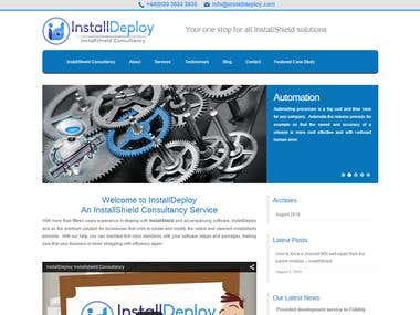InstallShield Consultancy