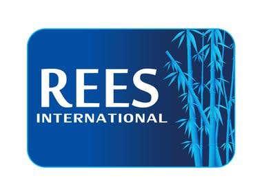 Rees International logo