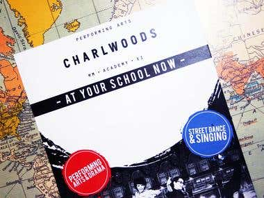 Charlwoods Flyer Design