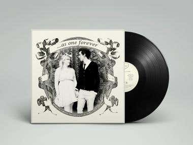 Wedding Vinyl Invite