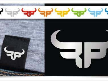 Design a Logo for RP Logo.