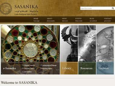 Sasanika.org