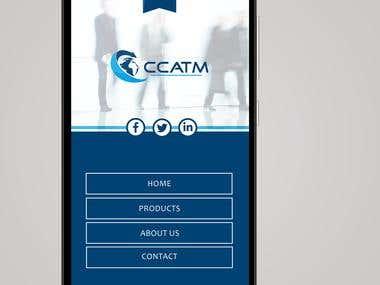 Logo CCATM