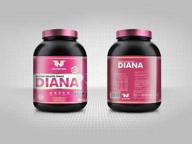 Diana TNT Nutrition
