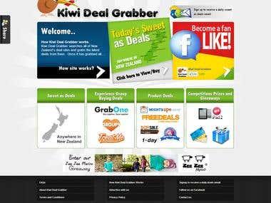 Kiwi Deal Grabber