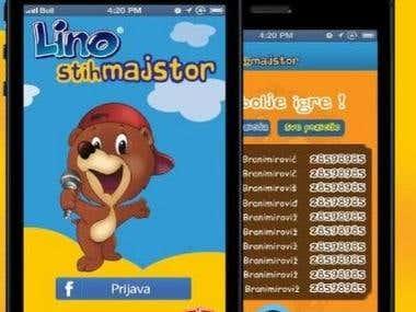 LinoStihmajstor App - guess the lyrics or song name app
