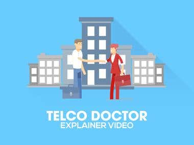 Telco Doctor Explainer Video