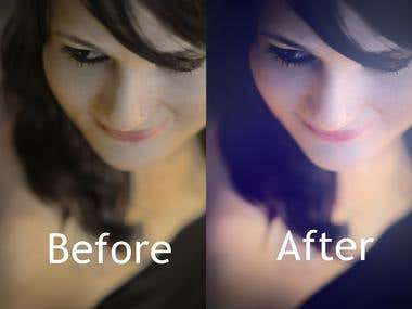 Image Editing and Retouching