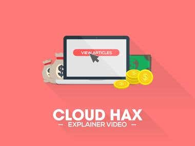 Cloud Hax Explainer Video