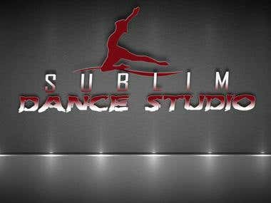 Logo for dance studio