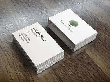 Tree Recruitment - corporate identity