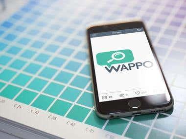 Wappo – message application