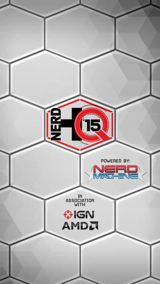 NerdHQ app