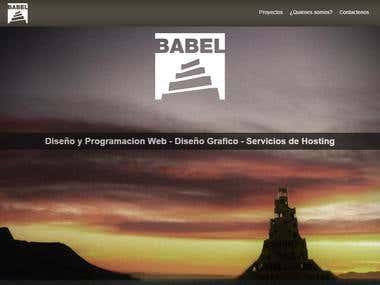Web design: www.babel.com.ve