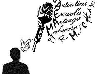 """Logotipo a DobleZero  \""""Autentica Escuela\"""""""