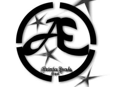 "Logotipo del Crew \""Autentica Escuela\"""