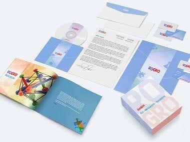 Corporate Identity Design 2