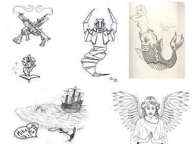 Tattoo\'s