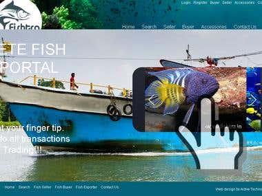 Fish Trade Portal