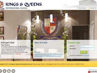 Kings & Queens International School