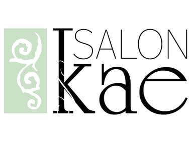 Logo: Salon Kae