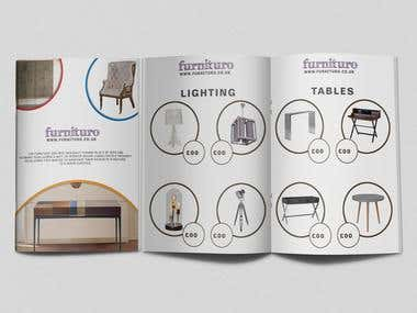 Furnituro Brochure