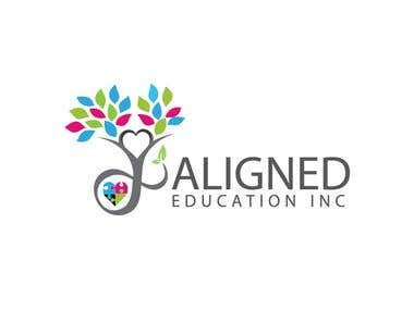 Aligned Education Inc Logo