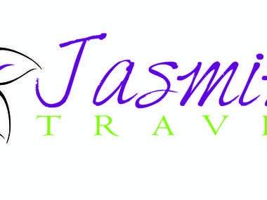 Jasmine Travel Logo