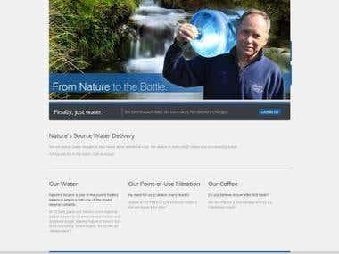 Nature Source Theme