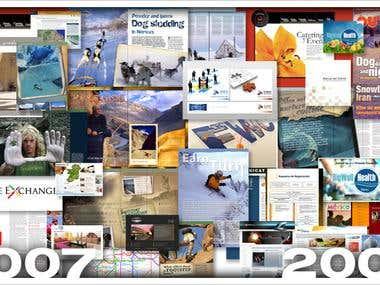 Portfolio 2007