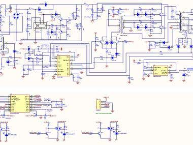 300W power supply design